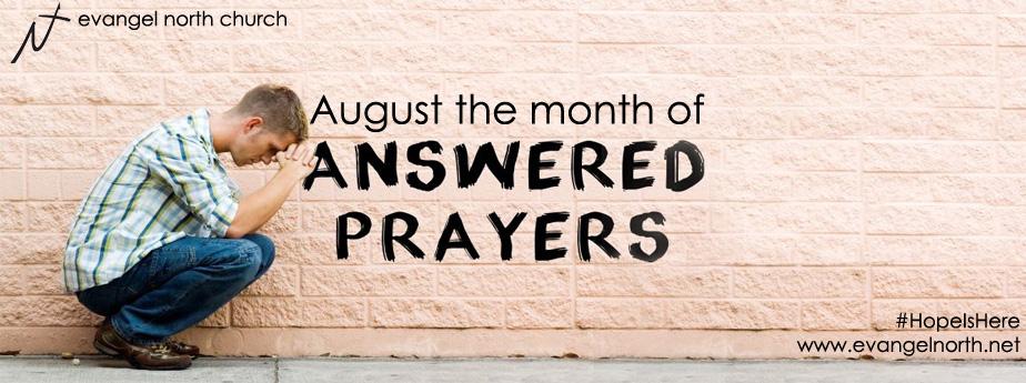 August 2018 – Evangel North Church